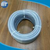 A FDA a mangueira de água potável de qualidade alimentar / tubo de borracha trançada tubos de PVC