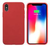 Caso Phoce Full-Cover em silicone para iPhone