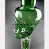 De groene Rokende Pijp van het Glas van het Recycling van de Tabak van de Filter van de Pijp van het Glas