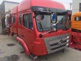 Táxi chinês Hw76 do conjunto HOWO do táxi de Sinotruk do caminhão pesado