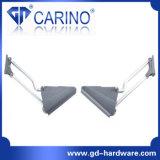 (W505)家具のための鋼鉄およびプラスチック油圧上昇のガスばねのドアサポート60n 80n 100n