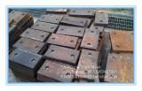 PRO500 armure de plaque d'acier balistique/Bulletproof pour Véhicule blindé de la plaque en acier