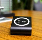 Caricatore senza fili portatile per i telefoni astuti standard del Qi