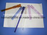 Les joints de masse de verre de laboratoire mâle et femelle