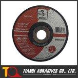 4.5 ' Inox 115X1.0X22.2를 위한 스테인리스 Steel Cutting Wheel