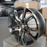Il Hubcap per il coperchio di rotella di golf di Volkswagen borda il rimontaggio