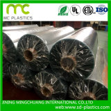 El Jumbo utiliza rollos de película de PVC de cobertura para el embalaje industrial y/impresión