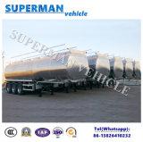 Heizöl-Tanker-halb Schlussteil der Aluminiumlegierung-50m3