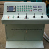 Мониторинг интервала QT8-15b Новая конструкция полностью автоматический пресс для производства кирпича