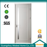 Porte en bois de vente chaude de qualité pour la villa (WDHO34)