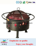 鋳鉄の暖炉のための耐熱性粉のコーティング