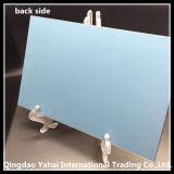 4mm Claret Colored Decorative Glass Mirror