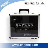 Máquina de terapia de complicação diabéticos instrumento terapêutico de ondas milimétricas