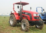 China 75HP Farm Fornecedor do Trator de Rodas