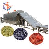 Continute SUS 304 овощей и фруктов многоуровневый сетка ремень типа машины сушки горячего воздуха