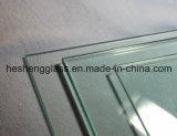 glace Tempered de verre trempé de 4mm Brown