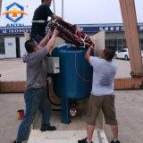 Lavagem a seco portátil máquina de sopro de Areia/pot