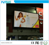 Afficheur LED visuel polychrome de location de mur de P3 DEL