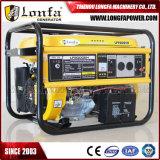 16HP Motor 7KVA uso en el hogar del generador de gasolina con la manija y Ruedas