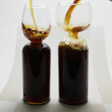 cuvette en verre de vin rouge de cuvette de boissons de 250ml Stemm
