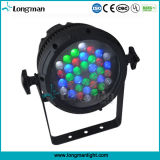 Party 정원을%s 세륨 Outdoor Waterproof Zoom 36*3W RGBW LED PAR