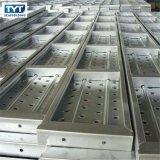 Planche de Tianjin Tyt/Decking en métal/passerelle en acier perforés Pré-Galvanisés par groupe en acier en métal