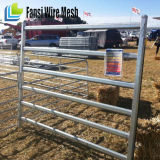 Painel galvanizado do rancho de gado para a jarda do gado