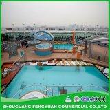 Spray Polyurea étanche en élastomère pour les loisirs piscines d'eau
