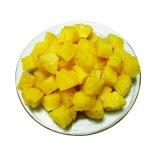 In Büchsen konservierte Ananas Leckerbissen mit Qualität