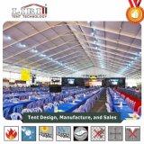 tenda di alluminio della tenda foranea di mostra del blocco per grafici della portata della radura di 50m da vendere