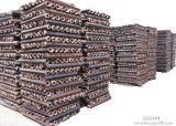 De houten Houtskool die van het Zaagsel Machine maken