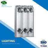 알루미늄 점화 부속 신호 램프 바디는 주물 LED 알루미늄 단면도를 정지한다