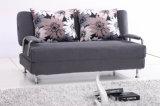 Modernes Gewebe-faltende Sofa-Bett-Wohnzimmer-Möbel