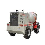 Vrachtwagen van de Concrete Mixer van de Lading van de Machine van Beton de Zelf