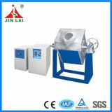 Verkaufender Mittelfrequenzinduktions-Goldsilberner schmelzender Spitzenofen (JLZ-25)