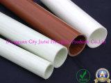 Buena flexibilidad y tubo resistente de la fibra de vidrio de Ccorrosion