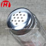 mini frasco de vidro do abanador da especiaria 50ml e da pimenta
