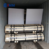 Np RP PK UHP van de Cokes van de naald de GrafietdieElektroden van de Koolstof voor de Oven van de Elektrische Boog worden gebruikt