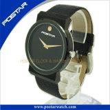 Relógio normalmente Redondo-Shaped com chapeamento preto Psd-2781 do IP