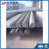 タンシャンからの低価格のHRB500 6mm-32mmの高品質によって変形させる棒鋼