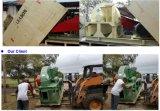 Attenuazione del macchinario diesel dei trucioli di legno di uso