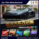 Alquiler de enrollar la película película de PVC Matt Film coche pegatinas de vinilo vinilo burbujas de aire sin
