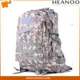 Пакеты рюкзака дешевого малого зеленого тактического Backpack компьтер-книжки Camo воинские
