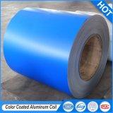 0.036-3.0mm Épaisseur 3003/3004 pré peint de couleur H24 Matériel en aluminium