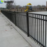 1.2X2.4mの黒色火薬の上塗を施してあるプールの塀のパネル