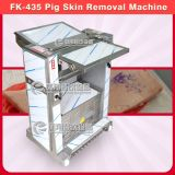 Piel de carne de cerdo automática eliminación de la máquina de procesamiento de pelado