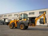 Backhoe van Ce van China Wy40-28 Lader voor Verkoop