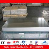 Warmgewalste Bladen 7075 8011 6061 6082 van de Legering van het Aluminium