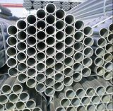 48.3mm*3.2mm*6000mm гальванизировали трубу лесов используемую для конструкции