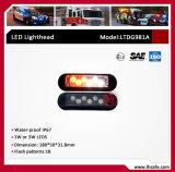 Luz de advertência da grade da viseira do diodo emissor de luz (LTDG982A)